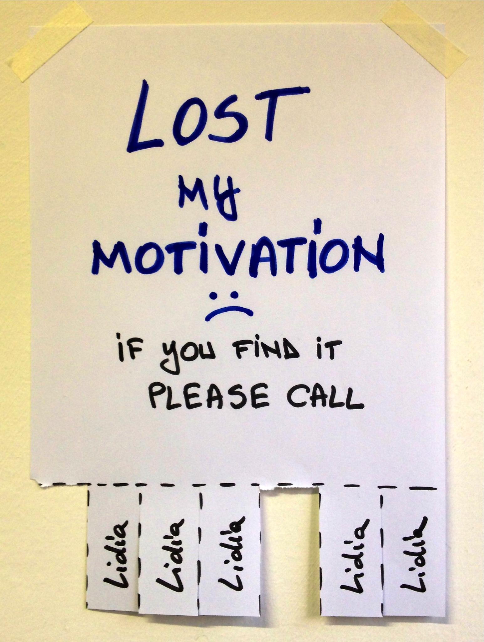♰ L'HORLOGE QUI CAUSE - Page 37 Lost-my-motivation